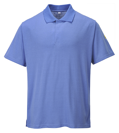 Antystatyczna koszulka Polo ESD
