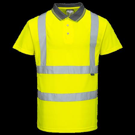 Koszulka ostrzegawcza polo