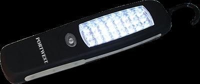 Latarka inspekcyjna z 24 diodami LED
