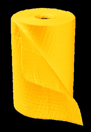 Rolka sorbentu pochłaniająca chemikalia