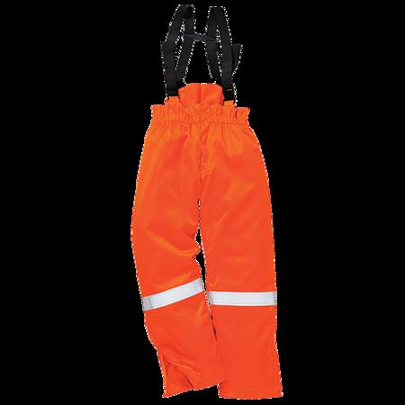 Spodnie na szelkach