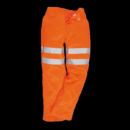 Spodnie ostrzegawcze RIS