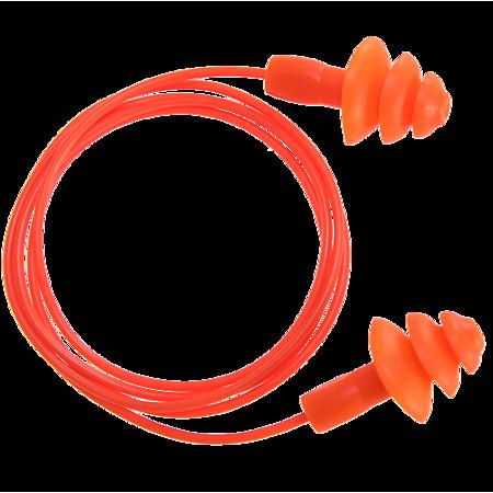 Zatyczka z TPR wielokrotnego użytku ze sznurkiem